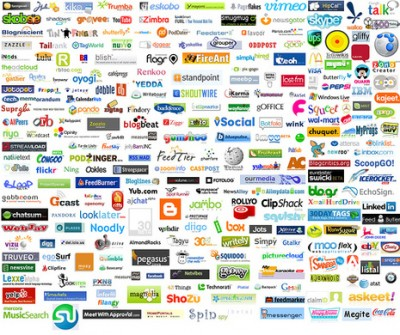 Can you find your favorite social media logo here?