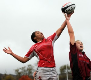 Going for the Ball in a lineout is a high risk and high reward endeavor.