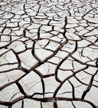 A Dried River Bed is like an abandoned Twitter stream - neither one has much to offer.