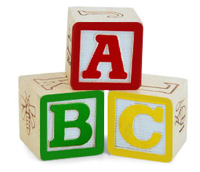 Entrepreneurs have to learn their ABCs if they want to succeed.