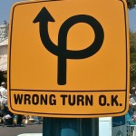 Career wrong turns can be overcome with a little hard work.