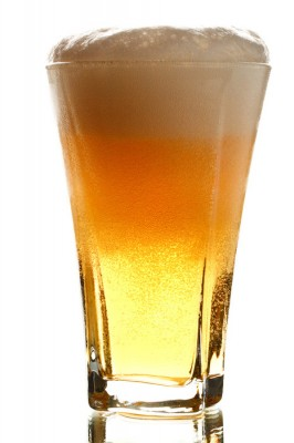 Light beer - your days are numbered.