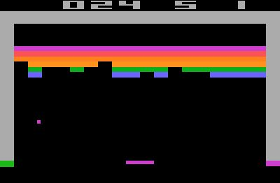 The Atari 2600 Breakout game was the Halo of it's day.